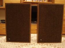 Dual Type CL 106  Lautsprecher Boxen   70 er Jahre