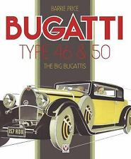Bugatti Type 46 & 50: The Big Bugattis, Price, Barrie