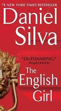 The English Girl (1 Girl 7 Days No Second Chances) By Daniel Silva MASS MARKET