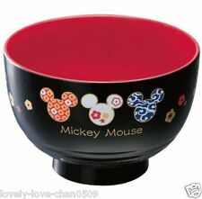 Disney Mickey Mouse Traditional Japanese Soup Bowl Japan