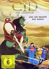 DVD NEU/OVP - El Cid - Die Legende - Animation