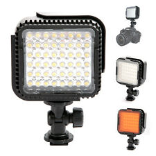 Pro CN-LUX480 LED Video Light For Camcorder Lighting Lamp Canon Nikon Camcorder