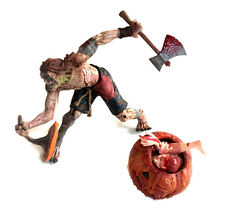 """McfarlaneToysTwisted Fairy Tales PETER PUMPKIN EATER 6"""" gory action figure"""