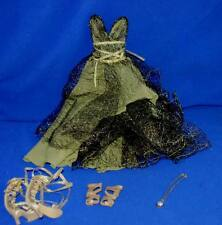 Lethal Lizette outfit only Wilde Imagination Fits Amber Pru Ellowyne