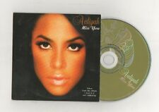 AALIYAH - Miss You (Rare  WITHDRAWN 2-track CD