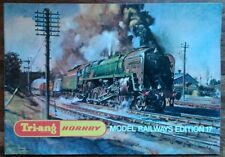 TRI-ANG HORNBY CATALOGUE 17TH EDITION 1971