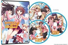 Listen To Me Girls I Am Your Father . Complete Collection . Anime . 3 DVD . NEU