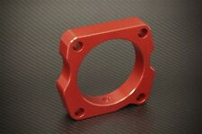 Throttle Body Spacer Red Acura TL 2004-2007 Free Shipping