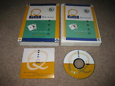 Q-Plus Bridge - Version 6.5 English - PC CD-Rom - Complete w/ Box