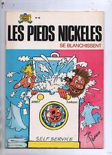 Les Pieds Nickelés 65. se blanchiossent.  PELLOS. SPE 1980  réédition