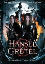 Hansel And Gretel - Warriors of Witchcraft (DVD, 2013)