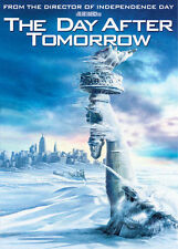 The Day After Tomorrow (DVD, 2005, Canadian Release Widescreen) VERY GOOD