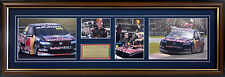 CRAIG LOWNDES 888 RED BULL RACING V8 SUPERCARS SIGNED FRAMED MEMORABILIA