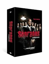 THE SOPRANOS COMPLETE DVD BOX SET SERIES 1-6 BRAND NEW SEASONS 1 2 3 4 5 6 NEW