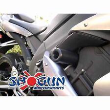 Shogun Black Frame No Cut Slider Kit for YAMAHA 2004-06 YFZR1 R1 750-6709