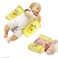 Infant Baby Anti Roll Pillow Sleep Toddler Safe Head Positioner Anti-rollover