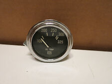 Vintage STEWART WARNER OIL Pressure GAUGE SW Hot Rod Rat - NOS SEE!