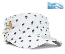 New Era Golf WM-01 Military Work Cap Hat Bell oasis Palm Tree Pattern w/Golf Tee