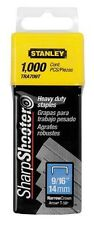 "Stanley Sharpshooter 9/16"" Heavy Duty Staples TRA709T"