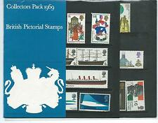 GB - COLLECTORS PACKS - COMMEMORATIVES  - 1969 - UNMOUNTED MINT