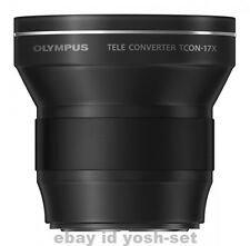 OLYMPUS TCON-17X tele conversion lens 1.7 for the digital camera From Japan