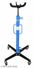 0.5 Ton Tonne Vertical Hydraulic Transmission Gearbox Jack Lift Auto Garage New