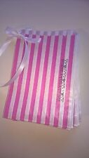 50 Striped Sweet Bags - Sweet Cart/ Buffet for Partys - Congratulations!