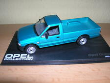 Altaya Ixo Opel Collection Campo Baujahr 1993 - 2001 türkis metallic 1:43