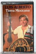 MC LUIS ALBERTO - Tierra Mexicana