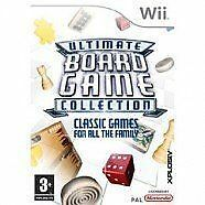 Ultimate Board Games (Wii) Chess-Backgammon-Mahjong-Checkers-Draughts-Battleship