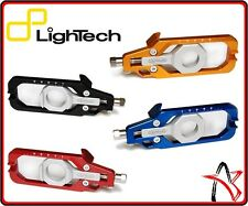 Coppia Tenditori Catena Tendicatena Lightech per BMW S 1000 RR 2009 2012