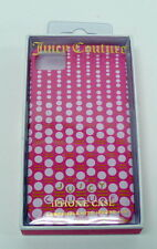 Juicy Couture iphone 4   4s  case Pink Cascading Dots NIB YTRUTO79