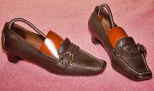 HÖGL ♥ Pumps ♥ Schuhe ♥ Gr. 6  / 39 ♥ *TOP* ♥ braun ♥ LEDER ♥ EXTRAVAGANT