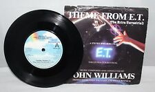 "7"" Single - John Williams - Theme From E.T. MCA 800 - 1982"
