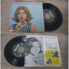 FRANCE GALL - Jazz A Gogo French EP Beat Girl Sixties Swingin Mademoiselle 1964