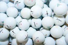 100 Titleist, NIKE, Callaway, Mixed Brand Golf Balls  # Clearance SALE #