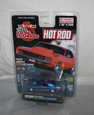 1999 RC Racing Champions # 1T 1969 69 CHEVY CAMARO Hot Rod Target Exclusive MIP