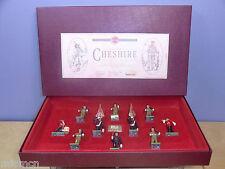 """Britains """"GIFT SET"""" modello no.5189 """"la 22nd Cheshire REGGIMENTO Reggimento"""" Nuovo di zecca con scatola"""