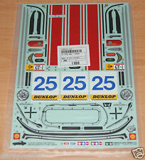 Tamiya 58175 Honda S800 Racing/M02/M05, 9495238/9495615/19495615 Decals/Stickers