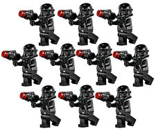 10 NEW LEGO STAR WARS IMPERIAL DEATH TROOPER MINIFIG LOT 75165 rogue one figures