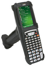Janam XG105W-ZCGFBV00 Bar Code Scanner Gun New With Serial/USB Cradle Included
