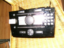 opel vectra c navi cd player radio 13254186