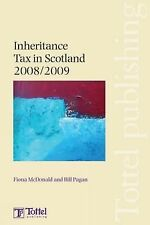 Inheritance Tax in Scotland 200809