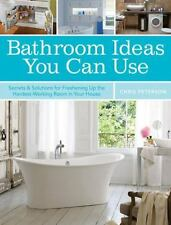 Bathroom Ideas You Can Use: Secrets & Solutions for Freshening Up the hardest