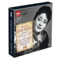 PUCCINI/VERDI/BIZET/+ - ICON: VICTORIA DE LOS ANGELES 7 CD OPER KLASSIK NEU