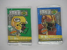 2 New Sealed Packs of 12 1994 Upper Deck NFL Football Cards Collector's Choice