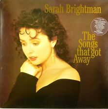 """12"""" LP - Sarah Brightman - The Songs That Got Away - B750 - washed & cleaned"""