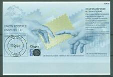 Zypern Union Postale Universelle.Coupon-Reponse International 02.10.2008