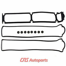 85-91 TOYOTA MR2 COROLLA GTS ENGINE VALVE COVER GASKETS W/ GROMMETS 4AGE
