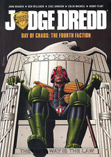 JUDGE DREDD: DAY OF CHAOS: FOURTH FACTION TPB John Wagner 2000 AD Comics TP